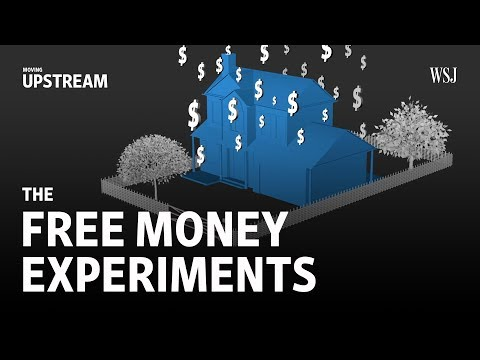 Basic Income: The Free Money Experiments   Moving Upstream