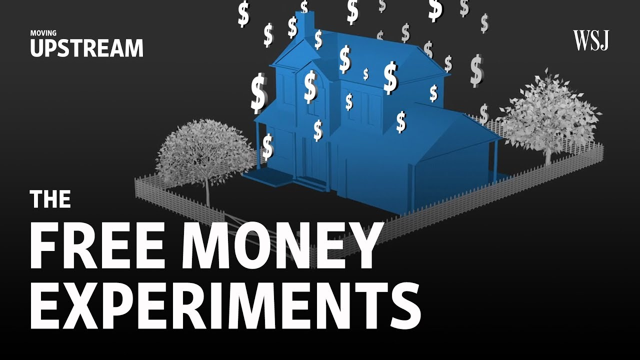 basic income the free money experiments moving upstream
