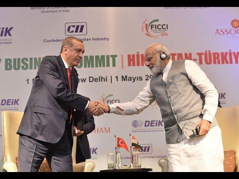 PM Modi to address business event hosted by FICCI, CII, ASSOCHAM
