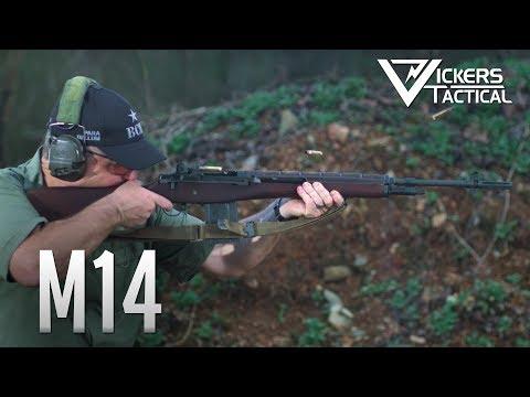 US M14 Service Rifle