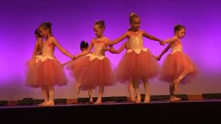 I See The Light Ballet Dance 2012