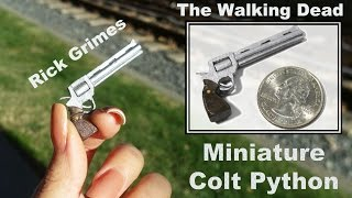 DIY Miniature - Colt Python