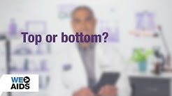 #AskTheHIVDoc: Top or Bottom? (1:21)