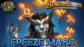 Hearthstone [german/DeckCheck] Freeze Mage!! [Meta]