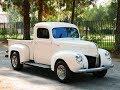 1940 Ford Pickup/VINTAGE/SOLD