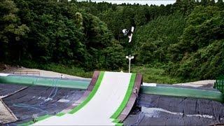 千葉キングス スノーボード&スキートレーニング施設
