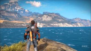 Just Cause 3 - Open World Free Roam Gameplay (PC HD) [1080p60FPS]
