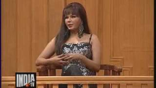 Rakhi Sawant, The Swayamvar Girl, in Aap Ki Adalat (Part 5) - India TV