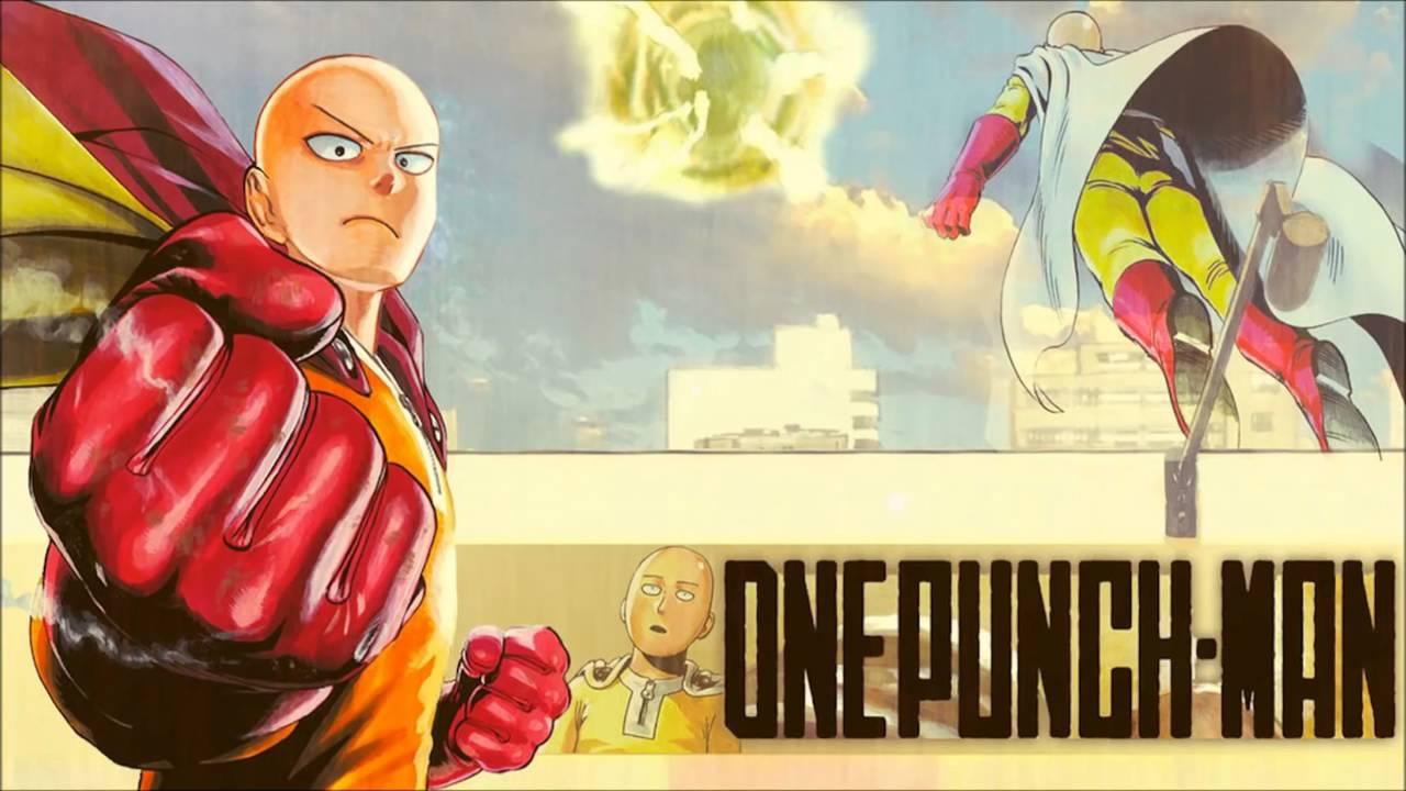 One Punch Man Saitama Main Theme Epic Soundtrack EXTENDED ...