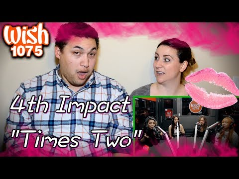"""4th Impact performs """"Times Two"""" LIVE on Wish 107 5 
