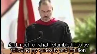Steve Jobs Commencement Speech 2005 At Stanford University