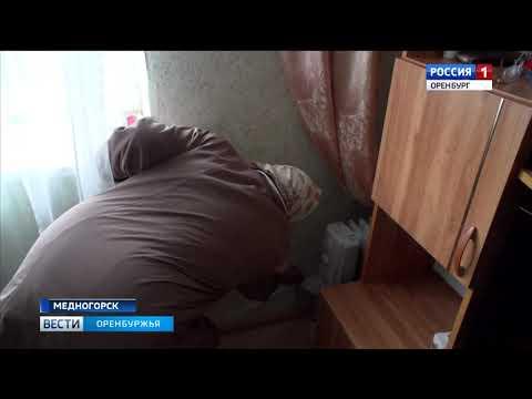 Из ветхого в аварийное: в Медногорске новое жилье для переселенцев трещит по швам