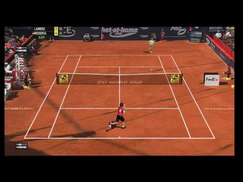 Tennis Elbow 2013 Mohd954 vs Lambdo quarter final hamburg