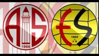 Antalyaspor & Eskişehir 2-0  Goller ve Maç Özeti Süper LİG