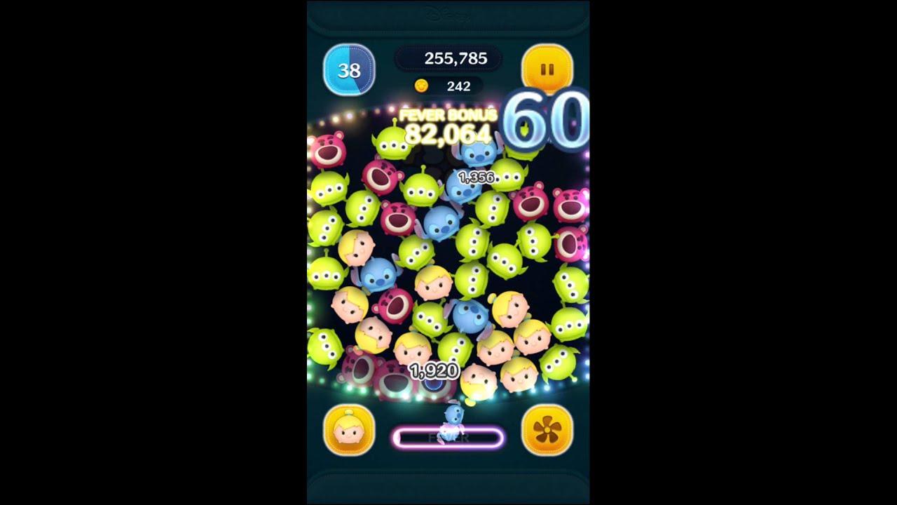 Tsum Tsum Bingo Card #2 - 130 combo challenge - YouTube