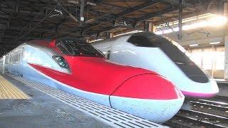 2018 新幹線 怒涛の50連発!迫力の高速通過映像集 全国編 High-speed passing through of Shinkansen