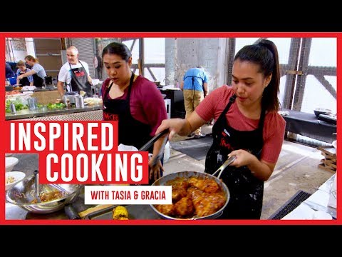 Inspired Cooking With Tasia & Gracia | MKR Always Open