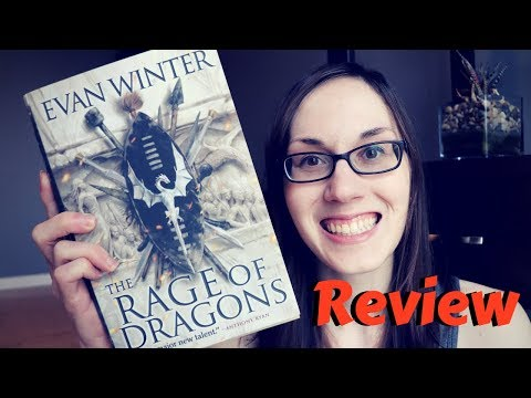 The Rage of Dragons | Epic Military Fantasy by Evan Winter | Spoiler-Free