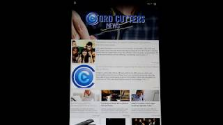 First Look: Cord Cutters News New App on iOS, Android, & Amazon Fire Tablets