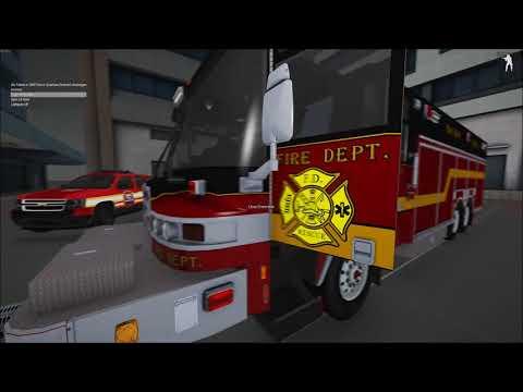 Модпак техники служб спасения Fox FYPD Pack для ARMA 3