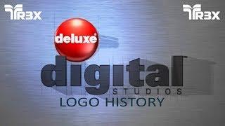 Deluxe Digital Studios Logo History