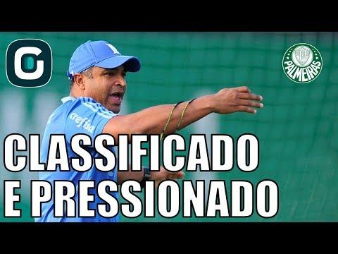Palmeiras X J. Barranquilla | Guerra Titular E Pressão No Verdão- Gazeta Esportiva (16/05/18)