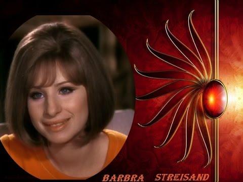 Barbra Streisand and Elvis Presley Love Me Tender