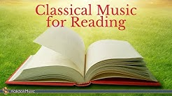Classical Music for Reading - Chopin, Debussy, Schumann...