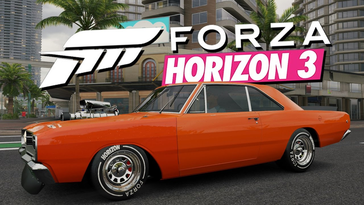 #FORZATHON – Walka online o darmowe samochody!