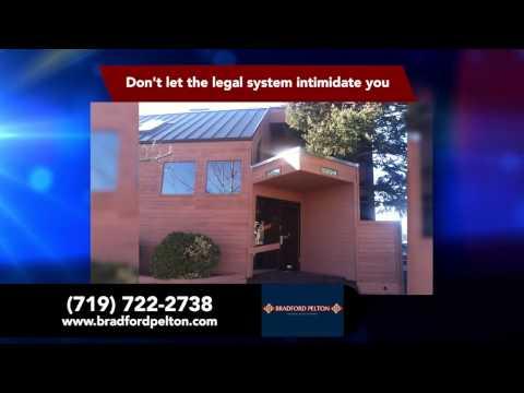 Personal Injury Attorney Colorado Springs CO – Bradford Pelton Attorney at Law