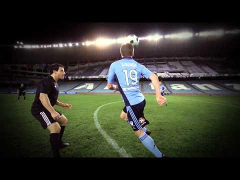 Sydney FC - Alessandro Del Piero Advert