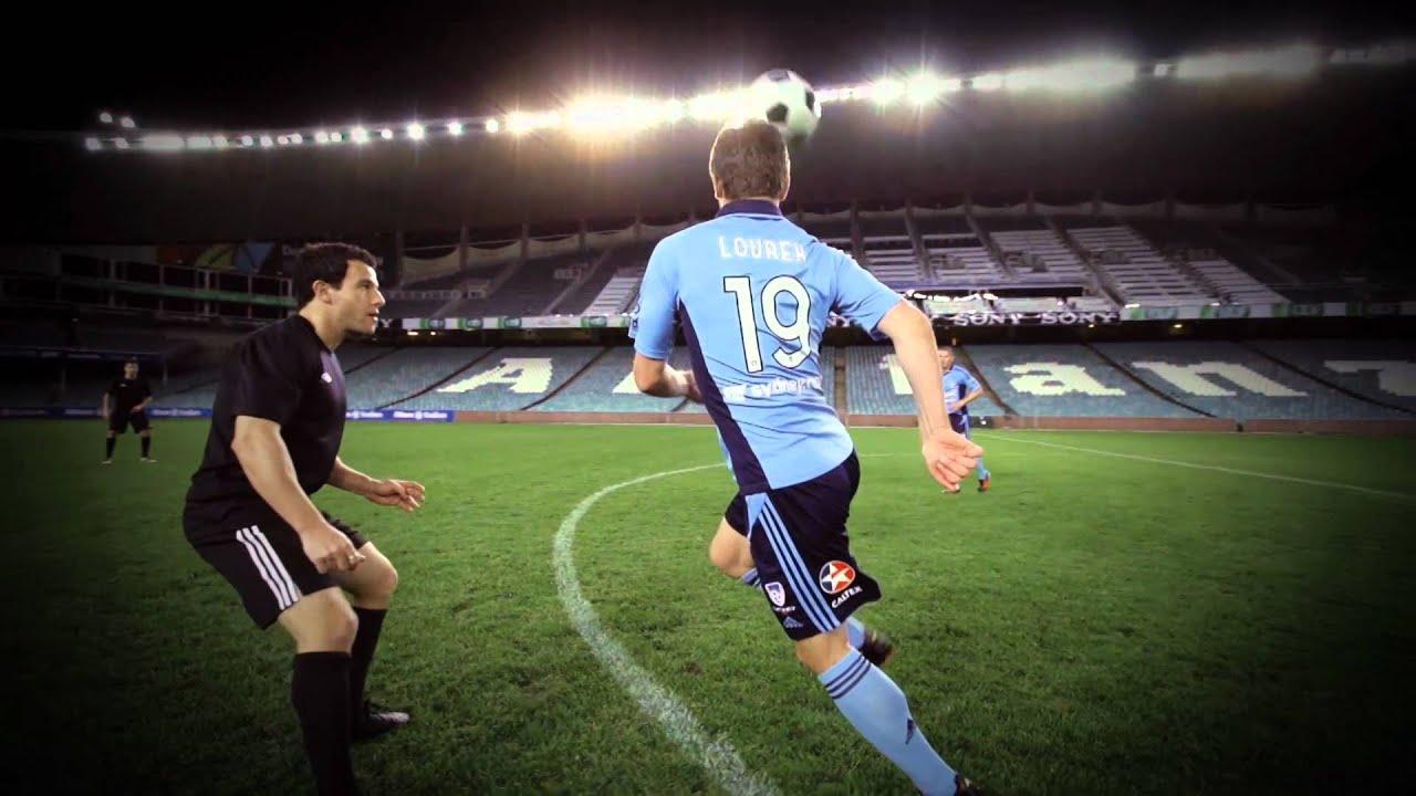 Sydney FC - Alessandro Del Piero Advert - YouTube