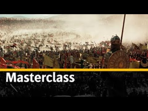 Masterclass || John Mathieson - Filming Battle Scenes with Ridley Scott