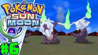 Firium Z Unlocked & Marowak Dance | Pokémon Sun & Moon Gameplay Walkthrough Episode 6 (Nintendo 3DS)