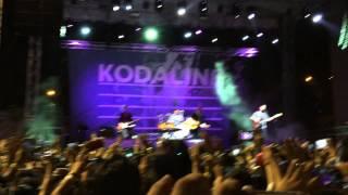 All i want | KODALINE LIVE 2015 - Singapore