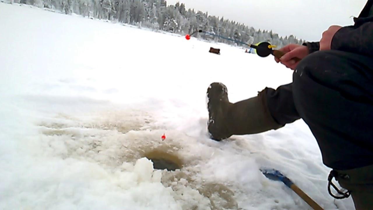 Неудачная рыбалка мороз минус 25 градусов.