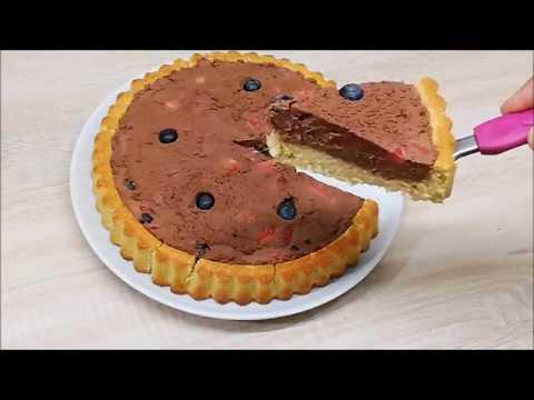 gÂteau-original-au-chocolat-trÈs-facile-(cuisine-rapide)