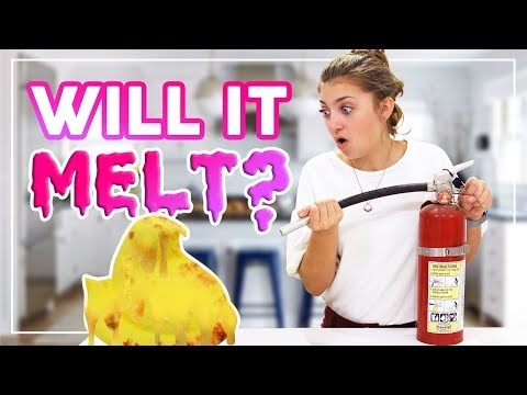 WiLL iT MELT GAME | Easter Food Edition