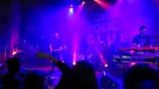 Tokyo Police Club // Hot Tonight LIVE Toronto 2014