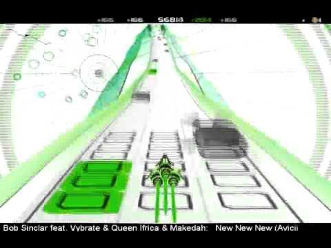 AudioSurf, Bob Sinclar feat. ..- New New New (Avicii Meets Yellow Mix)