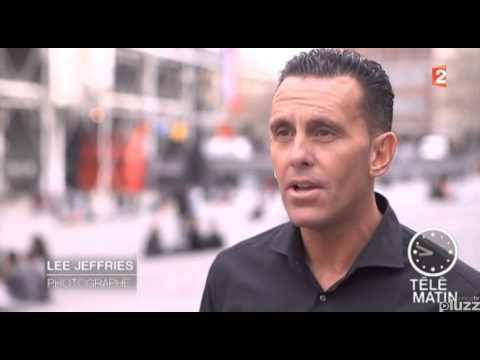 Reportage sur Lee Jeffries - Télématin France 2