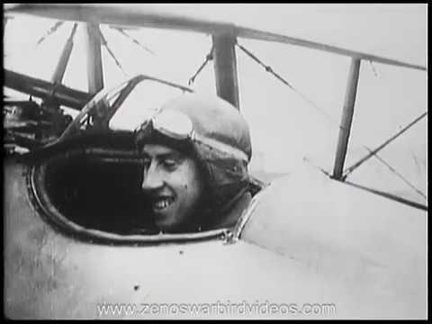 Eddie Rickenbacker & the 88th, & 94th & 185th Aero Sqaudrons, France 1918