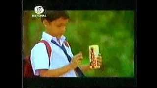 Baby Wrisha Dutta - Parle G Commercial Ad 1995