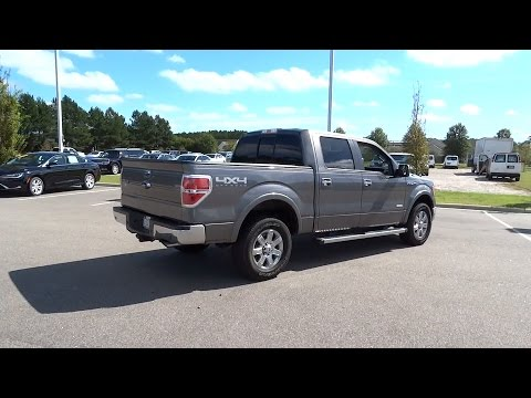 2014 Ford F-150 Wilson, Rocky Mount, Goldsboro, Tarboro, Greenville, NC T61419A