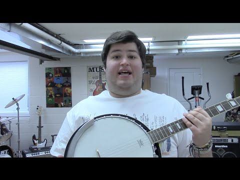 JeremyKatzMusic Gear Review: Funny video review of Banjos/ Rogue B-30