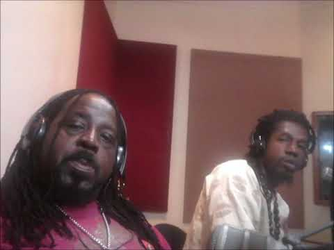KING LYVAUGHN AND BIG STONE ON RUNNING AFRICA IRIE FM