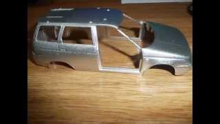 видео: Тюнинг игрушечной ВАЗ 2111