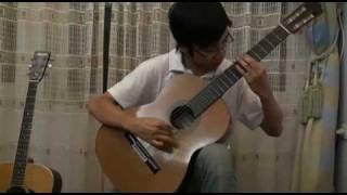 Đặng Trường Giang - Tổ khúc Hội Trăng Rằm by Hoàng Ngọc Tuấn (Classic Guitar)