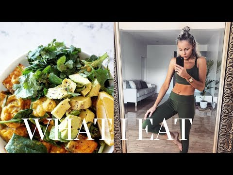 What I eat in a day + macronutrients included