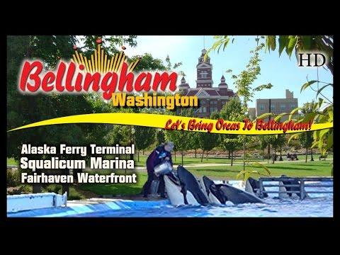 Bellingham Washington Visitor Info Waterfront